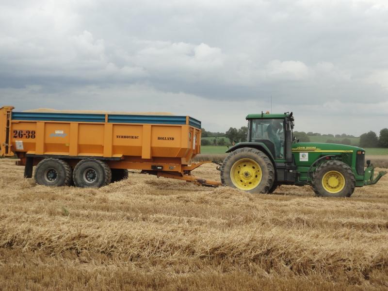 GUILLON BARBOT Travaux Agricoles Vitre En Ille Et Vilaine Battages 2011 29 E1424337571903 209