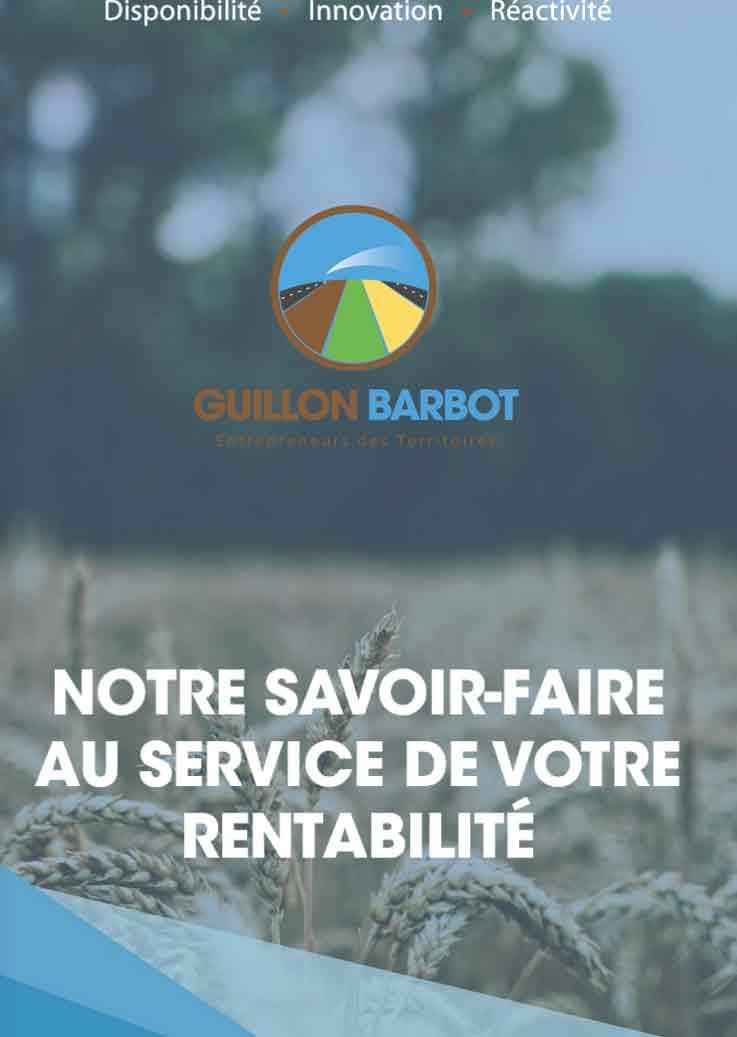 GUILLON BARBOT Travaux Agricoles Vitre En Ille Et Vilaine Catenligne 379